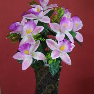 Λουλούδια για μνήματα